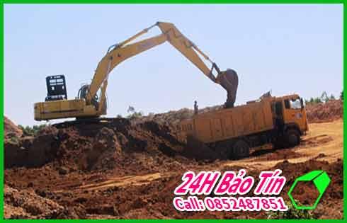 Nhận San Lấp Đất Đỏ Đất Đen Số Lượng Lớn Ở Biên Hòa Đồng Nai Bảo Tín.