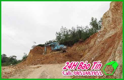 Nhận San Lấp Đất Đỏ Đất Đen Số Lượng Lớn Ở Quận 2 Bảo Tín.